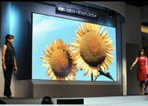 Самый большой в мире OLED телевизор Mitsubishi Diamond Vision OLED