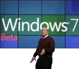 Microsoft представил Windows 7